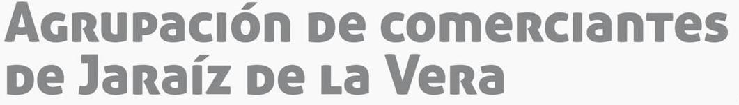 Agrupación de comerciantes de Jaraíz de la Vera